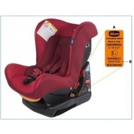 Chicco Cosmos Car Seat Recall