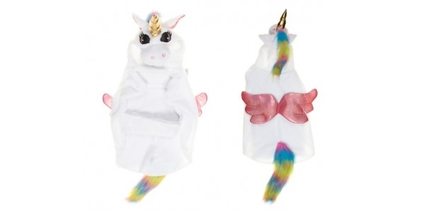 Dog's Unicorn Fancy Dress Costume Now Available @ B&M