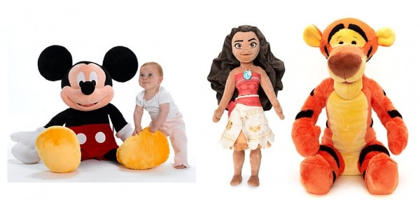 15% Off Soft Toys (Using Code) @ Disney Store