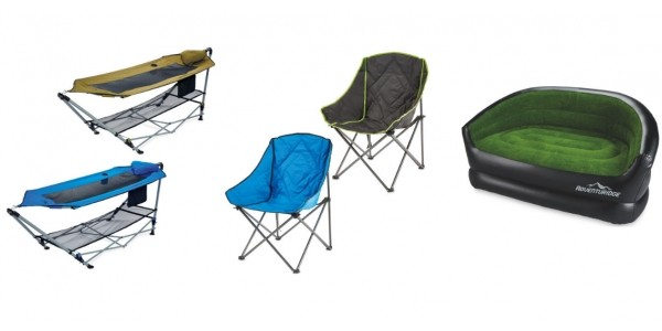 Camping Specialbuys @ Aldi