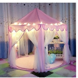 Indoor Princess Castle Tent With Lights £34.99 Delivered @ Amazon Seller Decestar & Indoor Princess Castle Tent With Lights £34.99 Delivered @ Amazon ...
