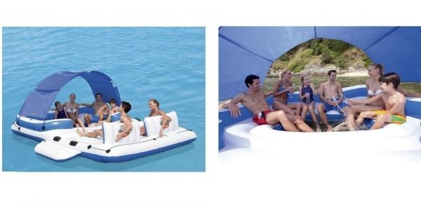 Bestway Inflatable Tropical Breeze Floating Island £120 @ Tesco Direct