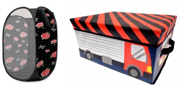 Pop-Up Toy Storage From £2.50 @ Asda George