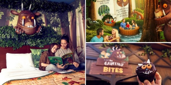 Stay & Play With The Gruffalo Package From £149 @ Chessington World Of Adventure