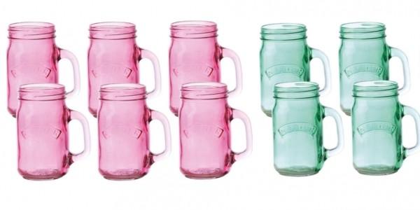 Kilner Pack of 6 Handled Jars £10.79 @ Argos