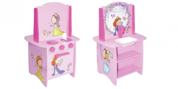 Liberty House Princess Double Sided Kitchen Cabinet £33.99 Delivered @ Argos