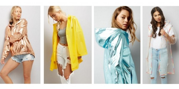 Less Than Half Price Festival Anoraks From £9 @ New Look