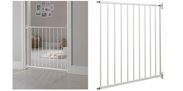 BabyStart Single Panel Metal Wall Fix Safety Gate £9.99 @ Argos