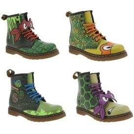 Up To 57% Off Ninja Turtles Dr Martens Boots