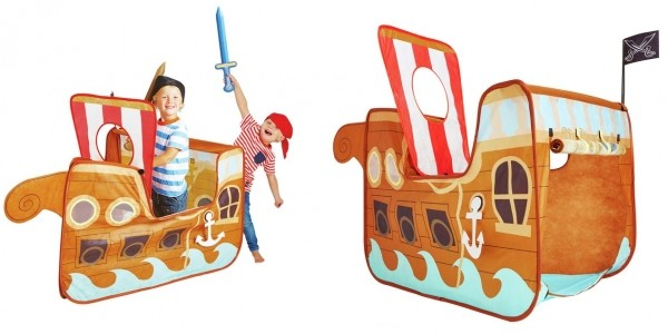 Chad Valley Pirate Ship Pop Up Play Tent £14.99 (was £19.99) @ Argos