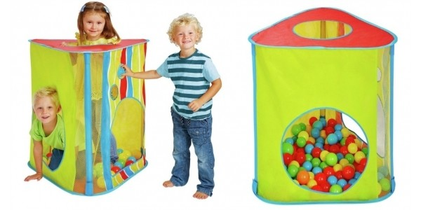 Chad Valley Stripe and Mesh Large Play Tent £7 (was £14.99) @ Argos