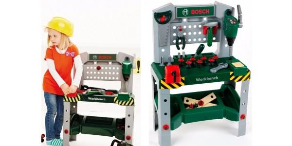 Half Price Bosch Workbench with Sound @ ELC