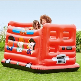 Happyland Bouncy Bus £40 Delivered