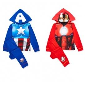 Superhero Novelty Pyjamas £5.99