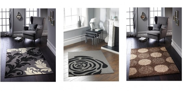 Massive Savings On Selected Rugs: Prices From £6 @ Very