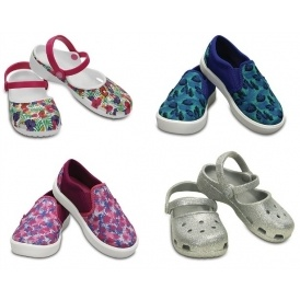 Up To 60% Off Summer Sale @ Crocs