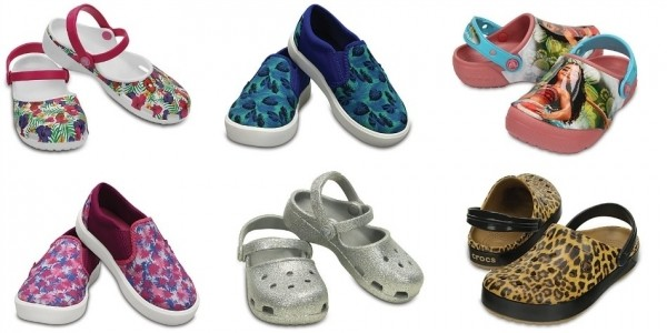 Up To 60% Off Summer Sale + Free Delivery @ Crocs