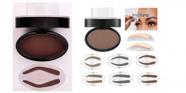 Eyebrow Stamp £1.89 Delivered @ eBay Store: Fashion-Space7