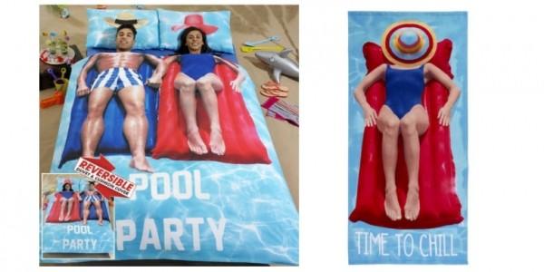 Pool Party Duvet Set £10.99-£12.99 @ Studio