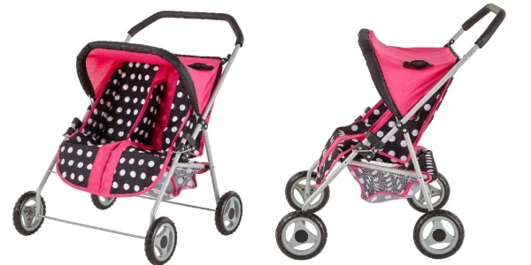 Lissi Rosa Dolls Twin Pushchair £12.99 @ Very