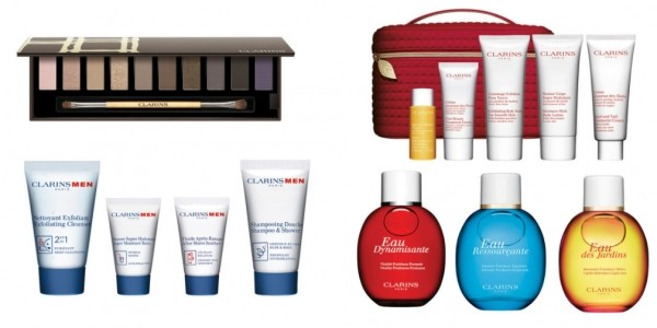 Clarins Sale Now On! Prices From £10.50 Plus 3 FREE Samples & Delivery!