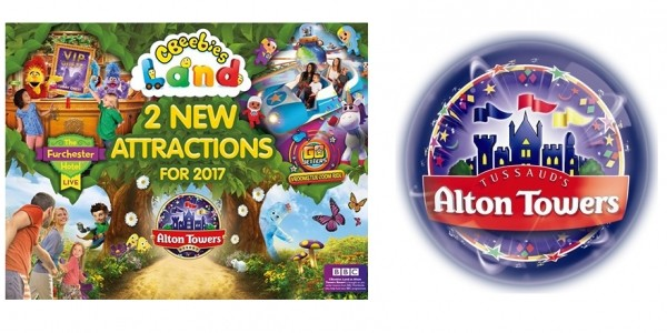 Two Alton Towers Tickets £11.50 With Tokens From The Times