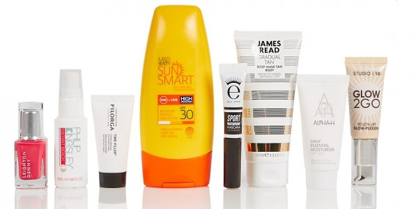 Beauty Box For £10 When You Spend £40 On Clothing, Beauty & Home @ Marks And Spencer