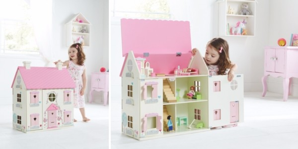 Wooden Dolls House £24 (was £35) @ Asda George (Expired)