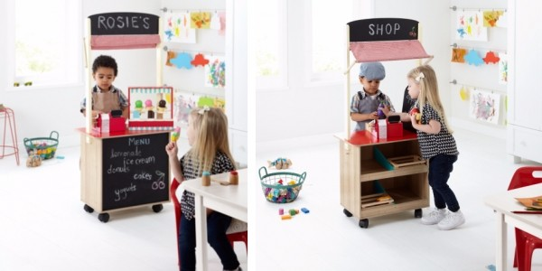 George Home Wooden Cherry Shop & Cafe £24.50 (was £35) @ Asda George