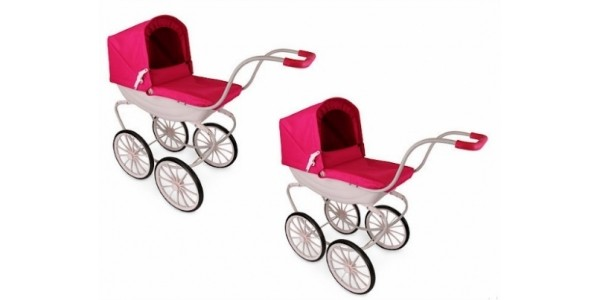 Vintage Dolls Pram £29.99 @ The Entertainer