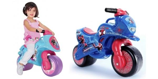 Spider-Man or Frozen Ride On Bike £14.99 (was £39.99) @ Argos