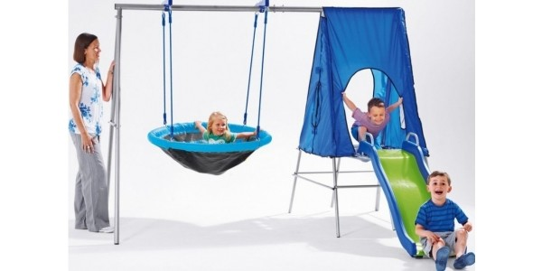 Chad Valley Large Multiplay - Climb, Slide, Hide and Swing £87.99 @ Argos