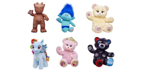 2 For £28 Make-Your-Own Furry Friends @ Build-A-Bear