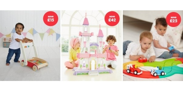 Half Price Toy Sale Now On @ ELC
