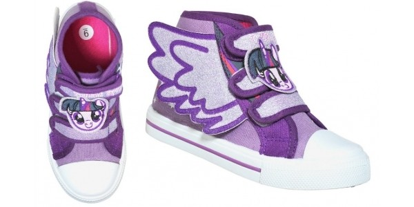 My Little Pony Twilight HiTop Shoes £9.99 (was £14.99) @ Argos