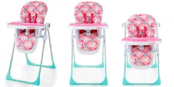 £30 Off Cosatto Magic Unicorns Noodle Supa Highchair @ Very / Amazon