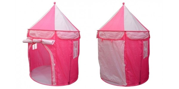 Pink Pop Up Play Tent £9.99 (was £19.99) @ Very