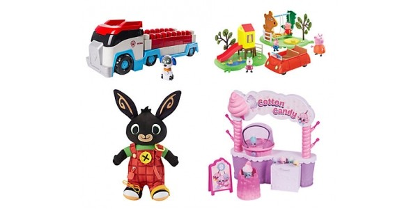 Toy Clearance Now On @ John Lewis