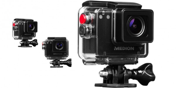 Medion Life S47124 FULL HD WIFI Action Camera £19.99 Delivered @ eBay Store: MedionShop-UK