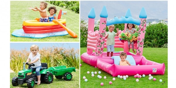 Up To 30% Off Selected Outdoor Toys @ Mothercare