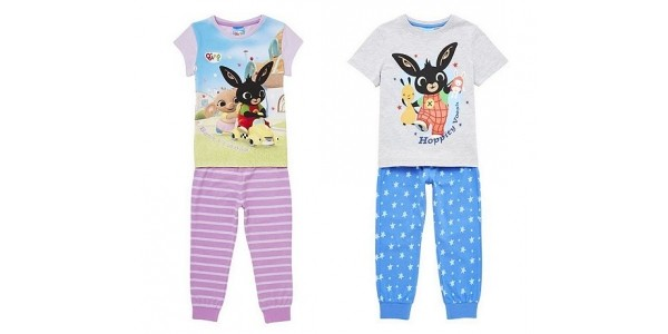 Bing Bunny Pyjamas From £7 @ Tesco Clothing