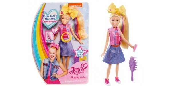 NEW JoJo Siwa Singing Doll Available To Pre-Order @ Smyths Toys