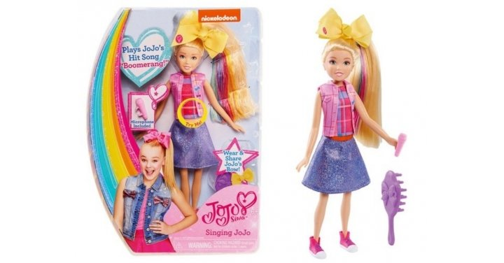 New Jojo Siwa Singing Doll Available To Pre Order Smyths