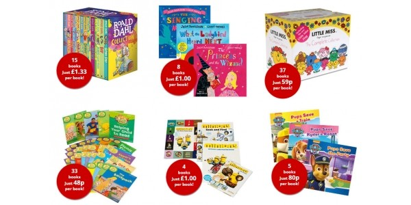 FLASH SALE: Up To 87% Off @ The Book People (Expired)