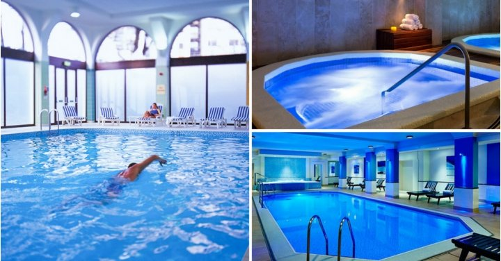 marriott spa and health club day pass for two 24 virgin