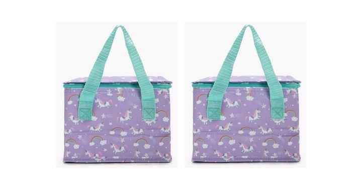 unicorn cooler bag 4 boohoo. Black Bedroom Furniture Sets. Home Design Ideas