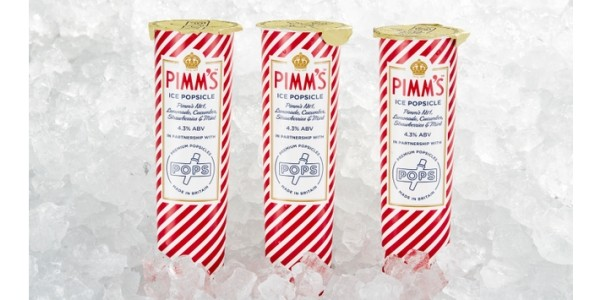 Pimm's Ice Popsicles On Sale From Today!!