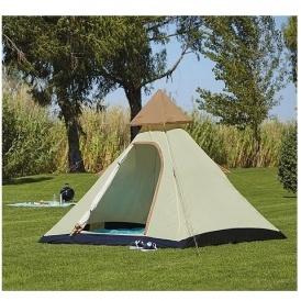 & Tesco 4 Man Teepee Tent £25 @ Tesco Direct