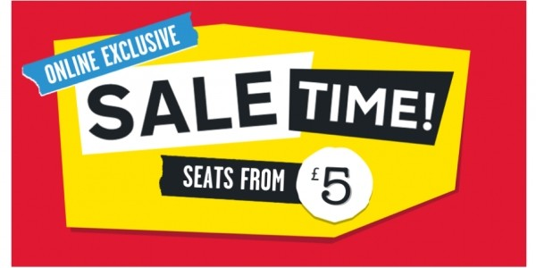 Virgin Trains Sale Now On - Seats From Just £5