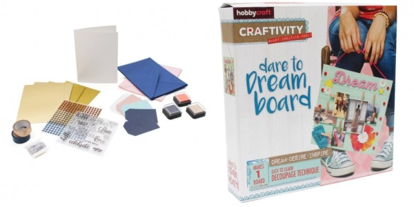 Clearance: Prices From 20p @ Hobbycraft